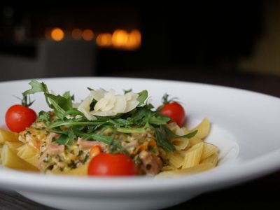 Bistro De Oude Schaere pasta